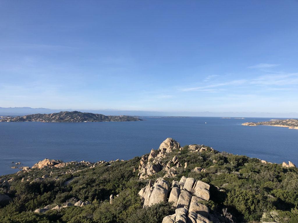 Panoramica Punta Sardegna